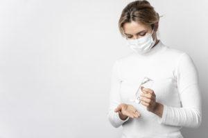 Isolamento social, higienização de mãos e uso de equipamentos de proteção individual contra o coronavírus (COVID-19) – Informações para a população geral e população com diabetes