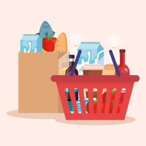 Quero doar cestas básicas. Quais cuidados devo tomar?