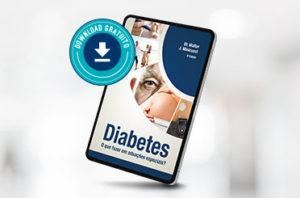 Manual de Diabetes disponível para download gratuito
