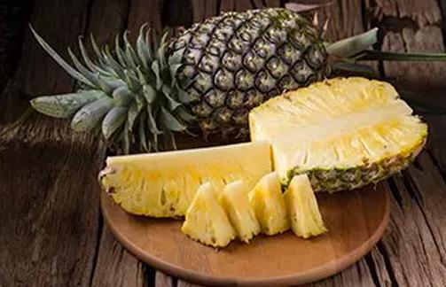 Abacaxi á Polinésia