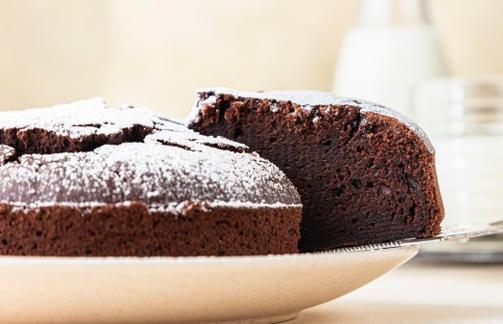Sobremesa – Brownie de Chocolate com Aveia