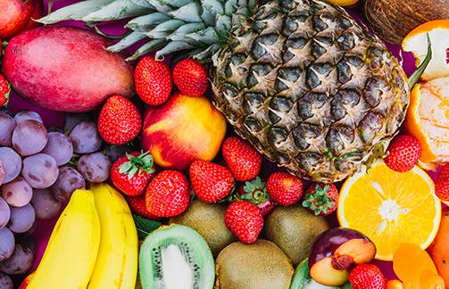 Consumo de frutas e Diabetes